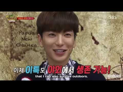 Law Of The Jungle Ep.216 in Papua New Guinea part 1
