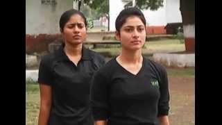 Repeat youtube video beautiful girl Soldiers training