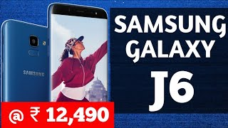 Samsung galaxy j6: Review of specifications,price | j6 camera features.