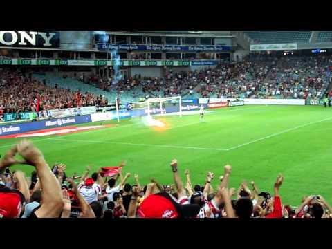 Youssouf Hersi goal Sydney Derby 2 15/12/12
