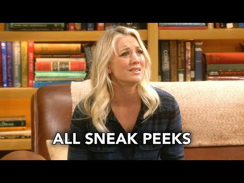 The Big Bang Theory 11x11 All Sneak Peeks