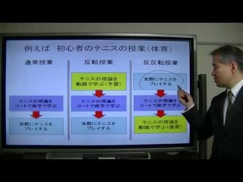 どんぐり教員セミナー021反反転授業とは(授業デザイン基礎14)