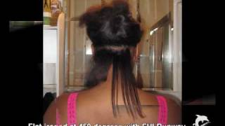 Brazilian Keratin Treatment - Self Application - at home