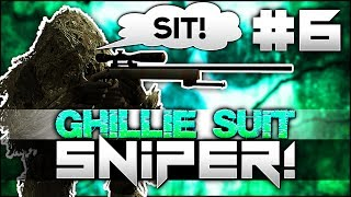 cod ghosts ghillie suit sniping live w elite 6 call of duty ghost multiplayer gameplay