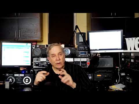 Ham Radio Basics--The Art of the QSO--Jim Heath W6LG Talks About Listening