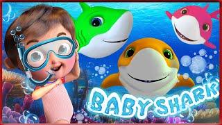 Baby Shark Dance |+ More Nursery Rhymes & Kids Songs | Songs For Kids | Banana Cartoon