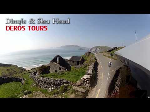 Wild Atlantic Way Deros Dingle and Slea Head Tour.