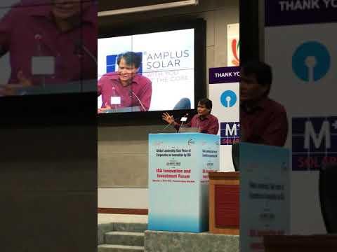 Keynote Address at International Solar Alliance Innovation and Investment Forum (ISA-IFF)