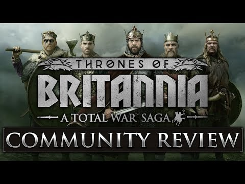 GOOD vs BAD - Thrones of Britannia: Community Review + Game Giveaway!