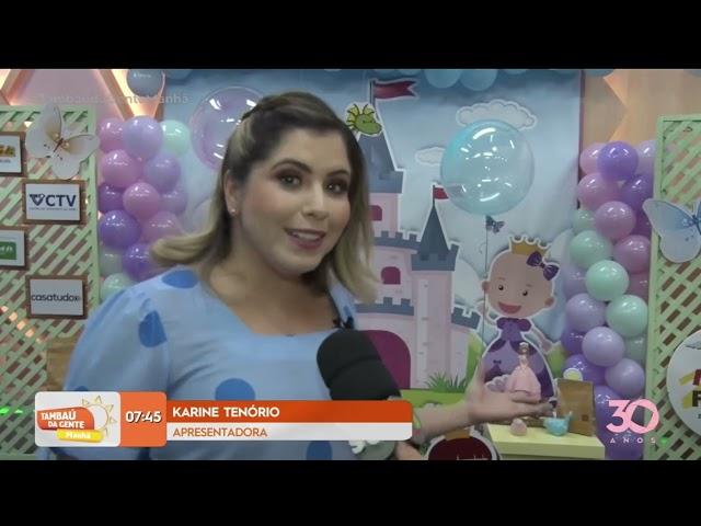 TV Tambaú promove programação especial para ajudar crianças com câncer -Tambaú da Gente Manhã