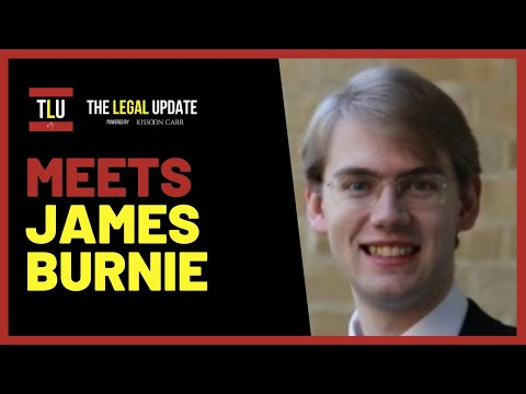 TLU Meets James Burnie