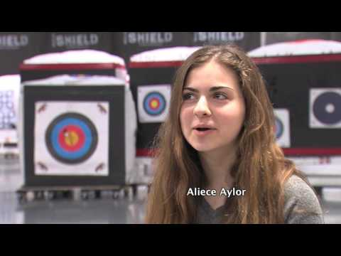 Aliece and Archery