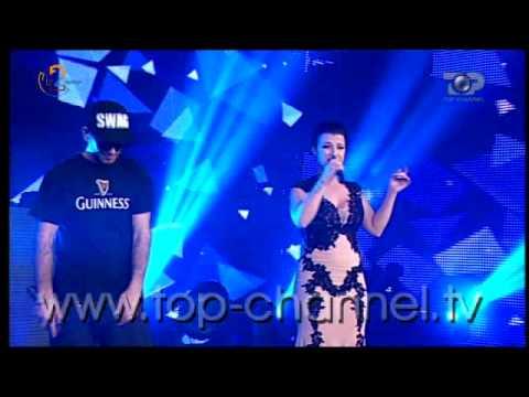 EDB ft Iris Hoxha - Une mbret ti mbretereshe, 5 Mars - Top Fest 12 - Top Channel Albania