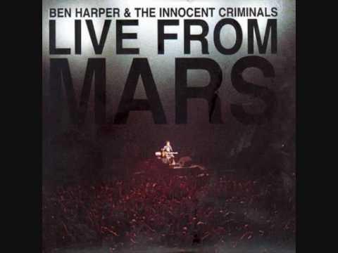 ben harper please bleed (Live from Mars) - YouTube