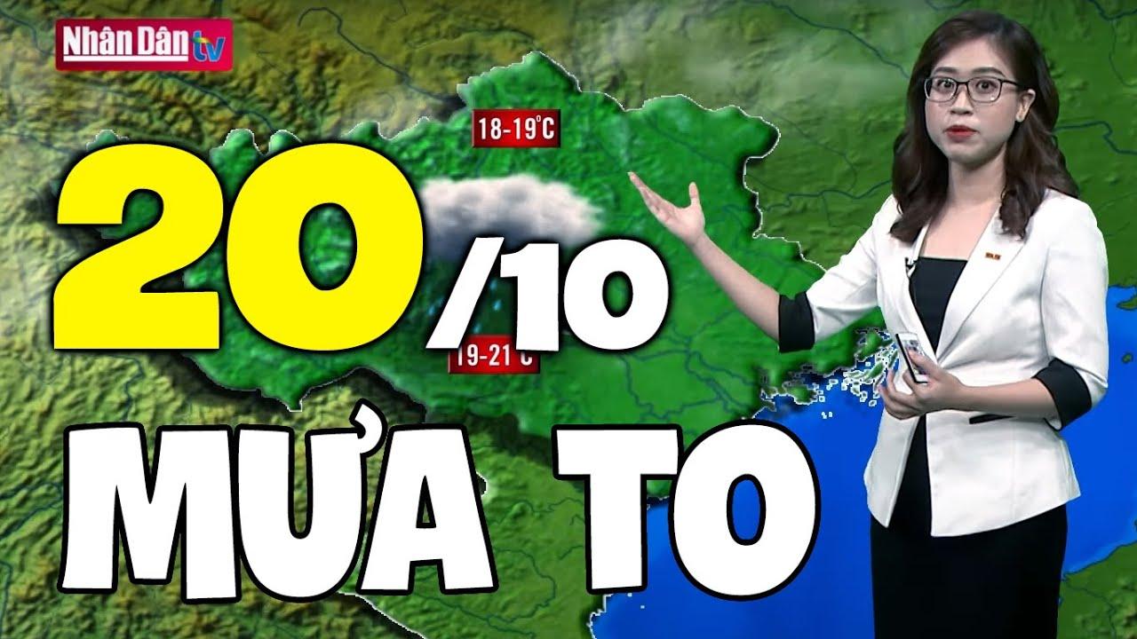 Download Dự báo thời tiết hôm nay và ngày mai 20/10   Dự báo thời tiết đêm nay mới nhất
