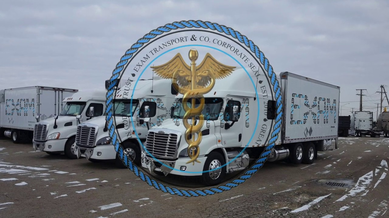 Exam Trailer 2020 Freightliner Cascadia Ca116 120 Temperature Controlled Expedite Straight Truck