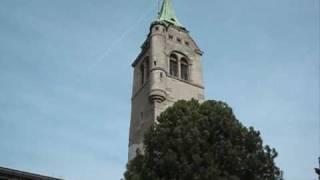 SCHWAZ (A) - Stadtpfarrkirche Mariae Himmelfahrt - Teilgeläute