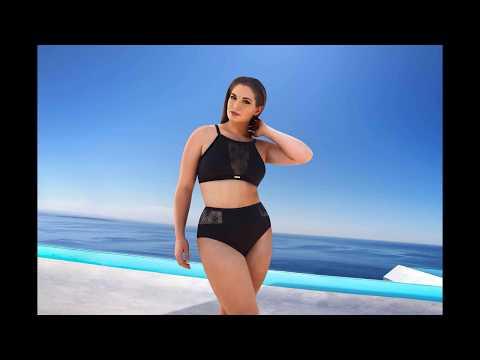 Брендовые купальники для полных женщин с животом от Marc & Andre!