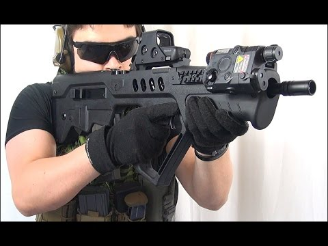 (Airsoft) TAR-21 Hephaestus GBBR (Project T)