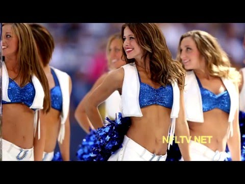 Indianapolis Colts Cheerleaders Squad 2015- 2016
