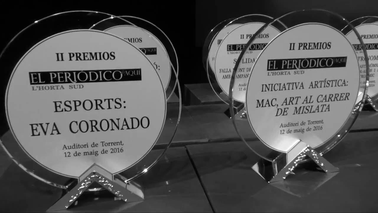 El Periodico de Aquí II Premios L´ Horta Sud