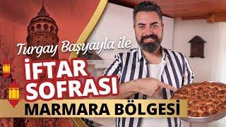 Turgay Başyayla ile Marmara Bölgesi İftar Yemeği - Cevizli Lokum