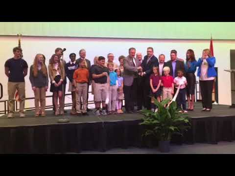 Maumelle Charter High School Grand Opening
