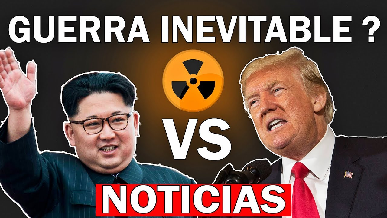 Trump amenaza con destruir Corea del Norte | Noticias