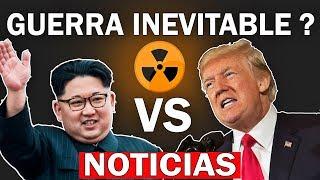 Trump amenaza con destruir Corea del Norte   Noticias