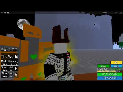 Repeat Roblox Jojo Blox How To Get Tw Req By Mc Play - requirements to play roblox