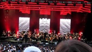 Peter Gabriel - Apres Moi (live)