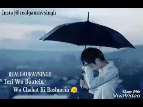 Jhoote The Vaade Kya Jhooti Thi Kasme Sad Status Broken Heart Gaurav Singh