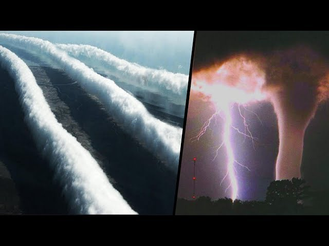 They Can Control The Weather and Cause Disasters: Weather Modification