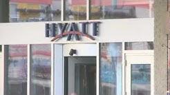 HD Media:Calgary Alberta Canada Hotel — Hyatt Regency Calgary