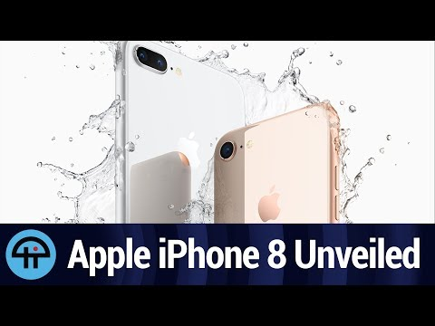Thumbnail: Apple Unveils iPhone 8 and 8 Plus (with Commentary)