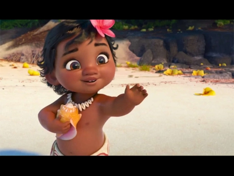 Moana - An Innocent Warrior