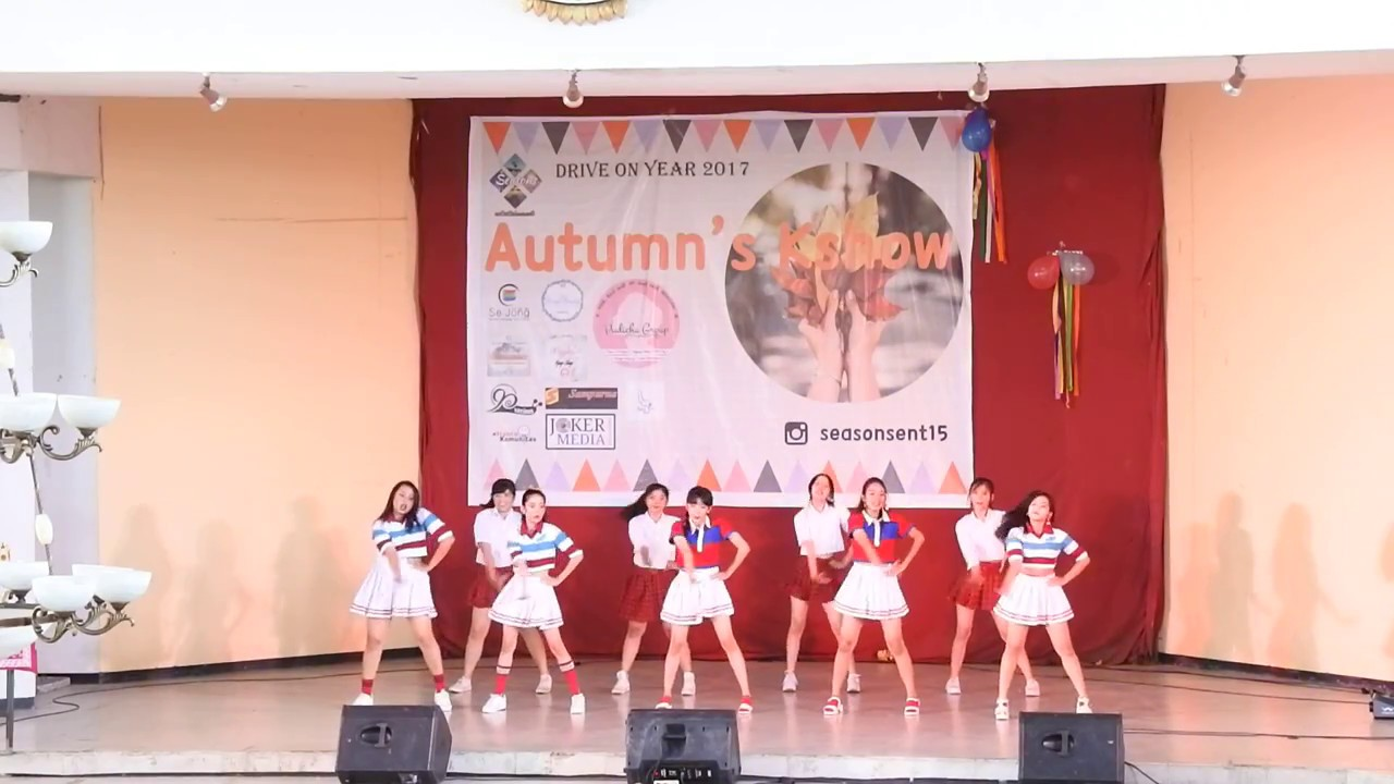 Download (1/2) 22102017 PINK CRUSH - Rookie, Happily Ever After, Red Flavor @ Autumn Season Jogja