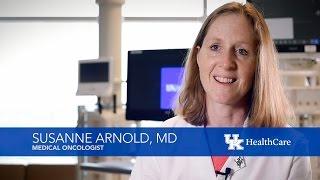 Susanne Arnold, MD - Medical Oncologist - UK HealthCare