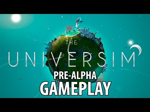 The Universim - Pre-Alpha Gameplay |