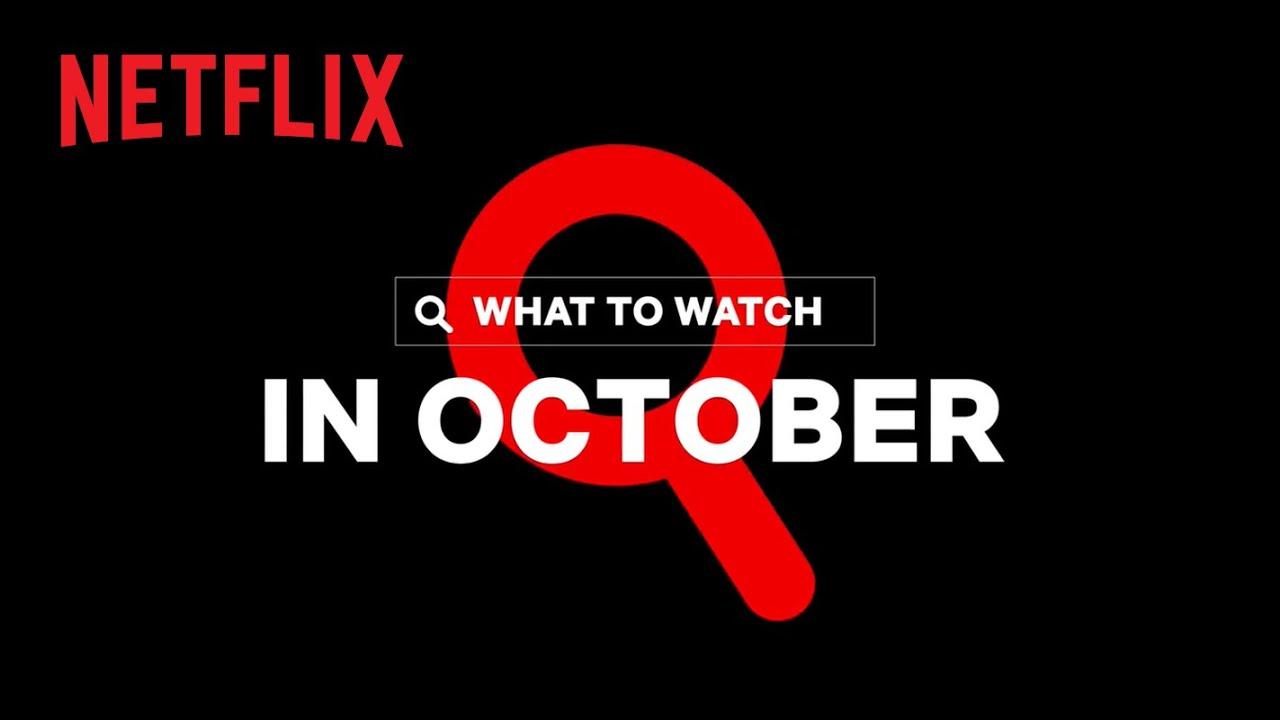 Download New on Netflix | October 2021