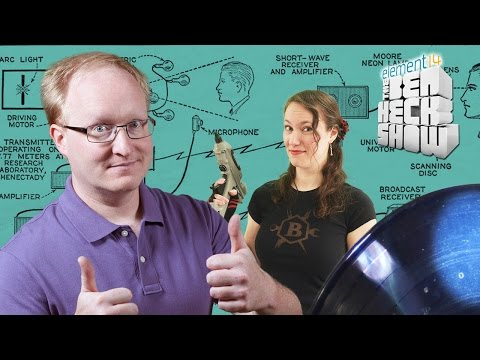 Ben Heck's Mechanical Television Part 2