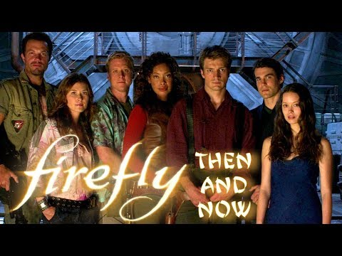 Firefly TV Series Cast THEN and NOW - After 15 Years Where are They Now?? 2017