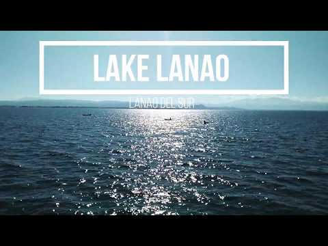 THE LAKE LANAO / The Largest Lake In Mindanao And 2nd In The Philippines / Ancient Lake In The World