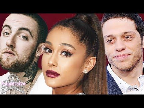 Ariana Grande reveals why she dumped Mac Miller for Pete Dav