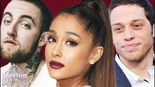 Ariana Grande reveals why she dumped Mac Miller for Pete Davidson