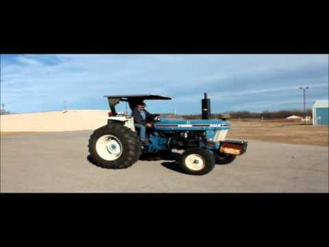 1990 Ford 6610 Series II tractor for sale | sold at auction January 12, 2016