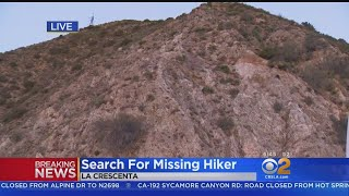 Search Underway For Missing Hiker Near La Crescenta