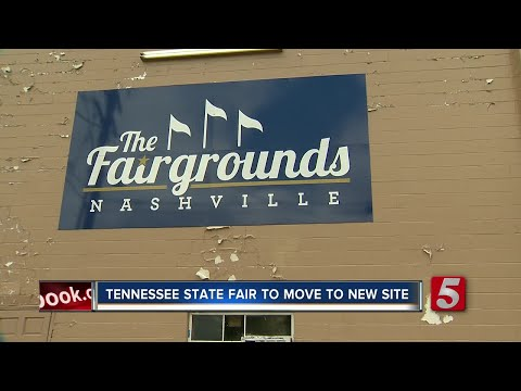 Tennessee State Fair To Move From Current Site