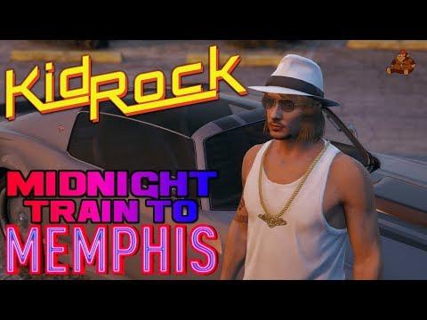 Kid Rock - Midnight Train to Memphis [GTA 5 Rockstar Editor Music Video]