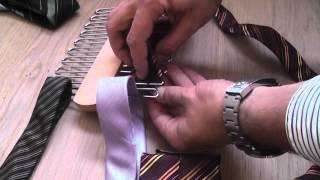 Kesper 16701 Tie Rack / Hanger